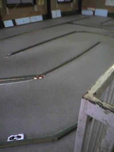 ウィークエンドホビー刈谷市 ミニッツサーキット