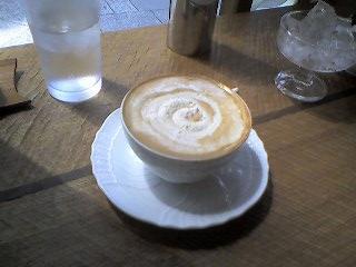 表参道ヒルズのウィンナーコーヒーは