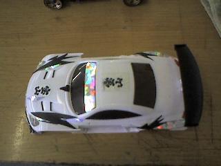 ミニッツ 宝山 レクサスSC430