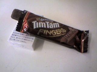 TimTam fingers
