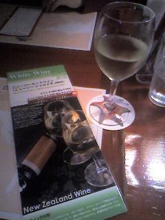 ニュージーランドの白ワイン