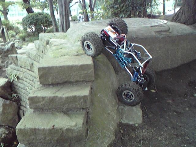 公園クローリング画像
