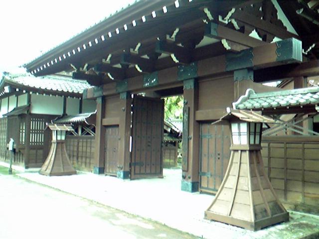 コスプレ 日光江戸村200907