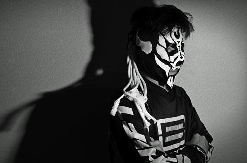 mask JKING 覆面 プロレス マスク