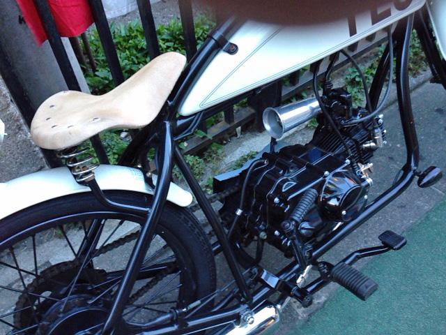 世田谷ベースのバイク K-16 KITANO REPLICA20130831_bike2