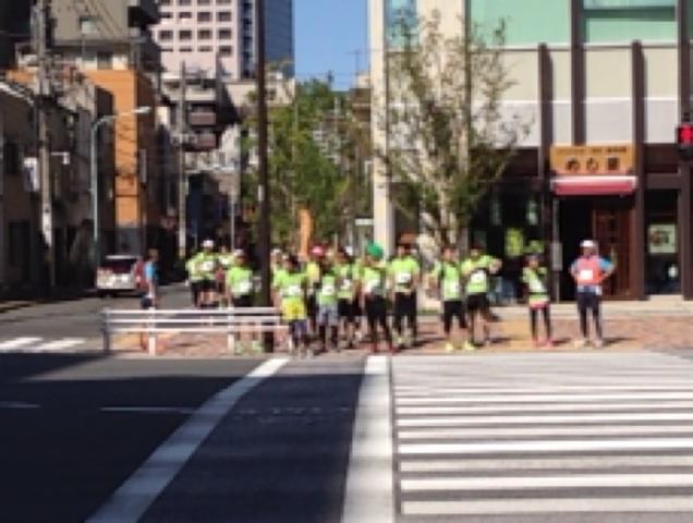 第14回 東京夢舞いマラソン201320131013_singoumati