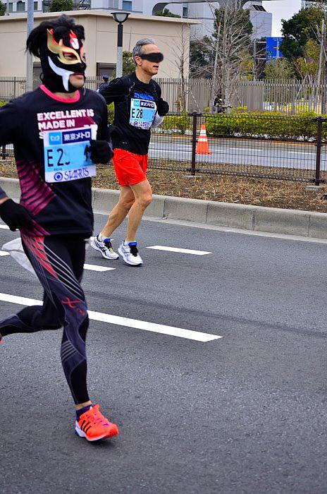 20140223_tokyomarathon 東京マラソン 2014 Tokyo marathon