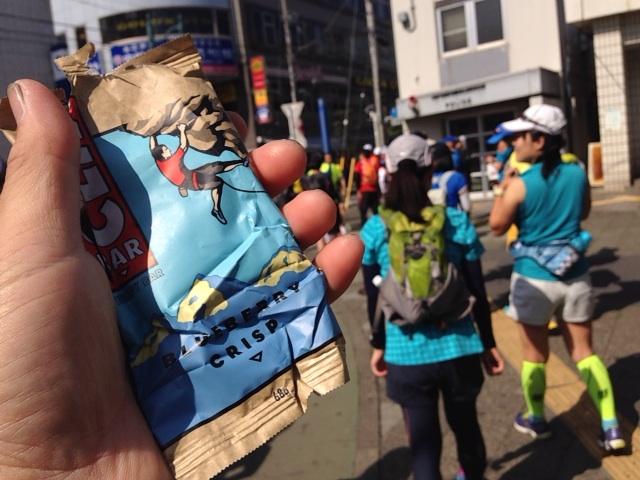 箱根駅伝コースを走る 辻堂から芦ノ湖 20140504_clif