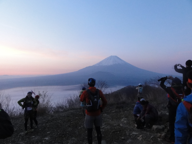 STYパノラマ台到着 富士山06183