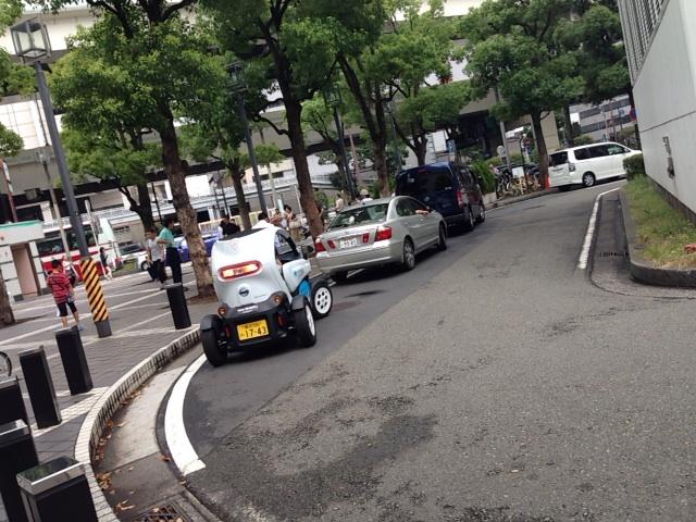 チョイモビ ヨコハマ 横浜駅_cyoimobi4