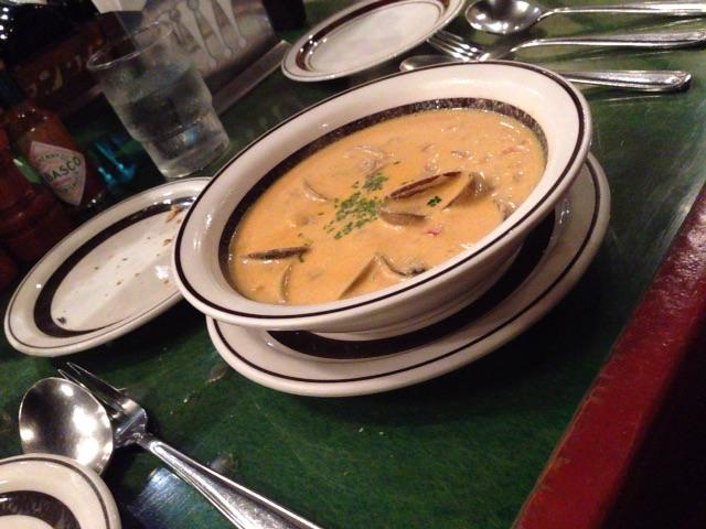 ボラーチョスープ