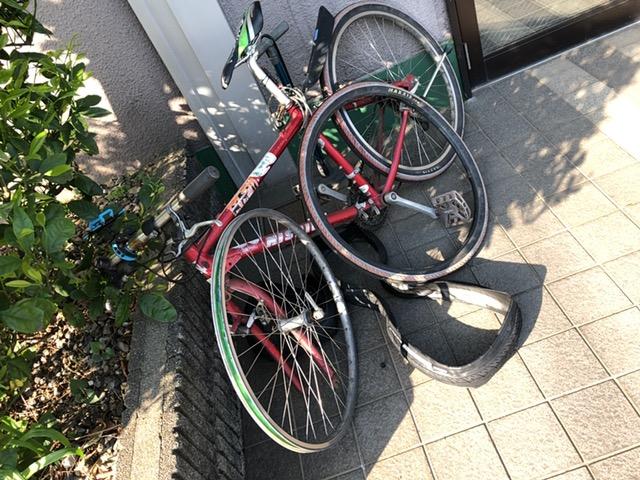 Maxxis02 自転車ニシキ タイヤ交換を自分で